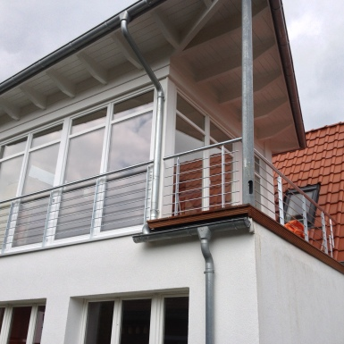 balkonbrustung balkonbra 1 4 stung und absturzsicherung aus holz